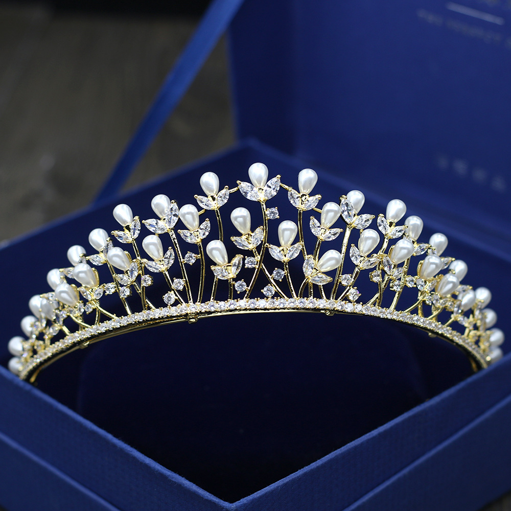 Sparkle Crystal Vintage Bridal <strong>Crowns</strong> Princess Queen Pageant Wedding Tiara <strong>Crown</strong>