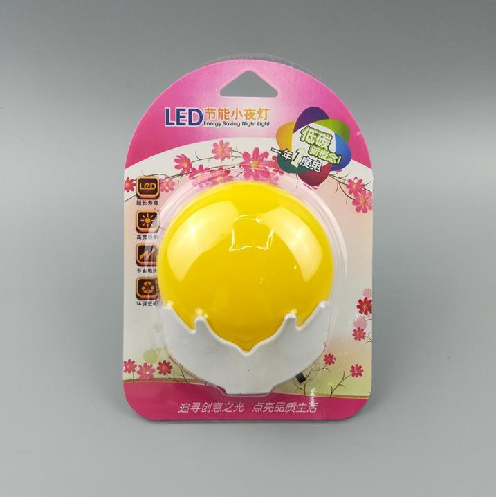 hot sale OEM W114 mini moon in hand lamp switch plug in led night light For Baby Bedroom wall decoration
