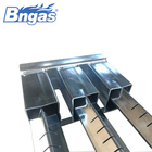 Stainless Steel Triple Gas Cooker Burner Parts