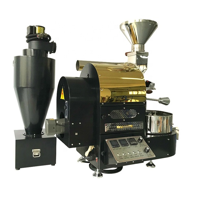 Electric Indonesia Alternative Dawson Taylor Coffee Bean Roaster Machine Natural Gas Havana Owl Roasted Tying Machinery
