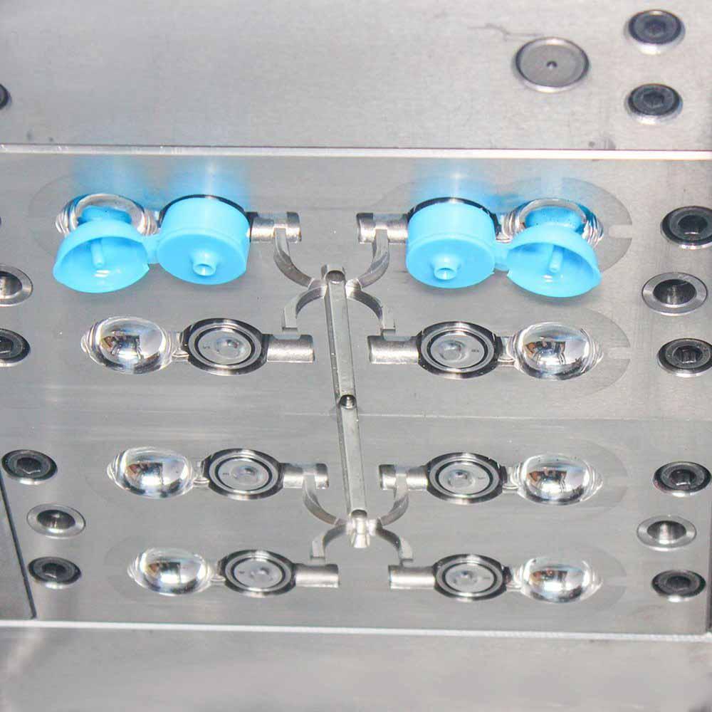 Fliptop-Molde de tapa de segunda mano, molde de tapa de plástico