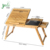 Foldable Laptop Lap Desk bamboo Bed Tray