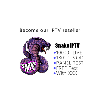 IPTV Subscription 18000+VOD /10000+live snake iptv Europe m3u Arabia Asia World Channels 4K android smater TV with xxx