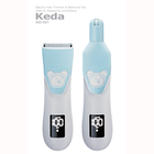 Keda Professional Hair Clipper Personal Use Design Electric Hair Trimmer