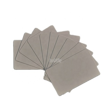student inkjet printing card 70*100 blank pvc card for CANON MG6330 6350 6450 6530 7120 7130