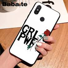 Babaite милый чехол для телефона XiaoMi 6 MIX2 8SE K20 REDMI 5A NOTE4X 7 6A(Китай)