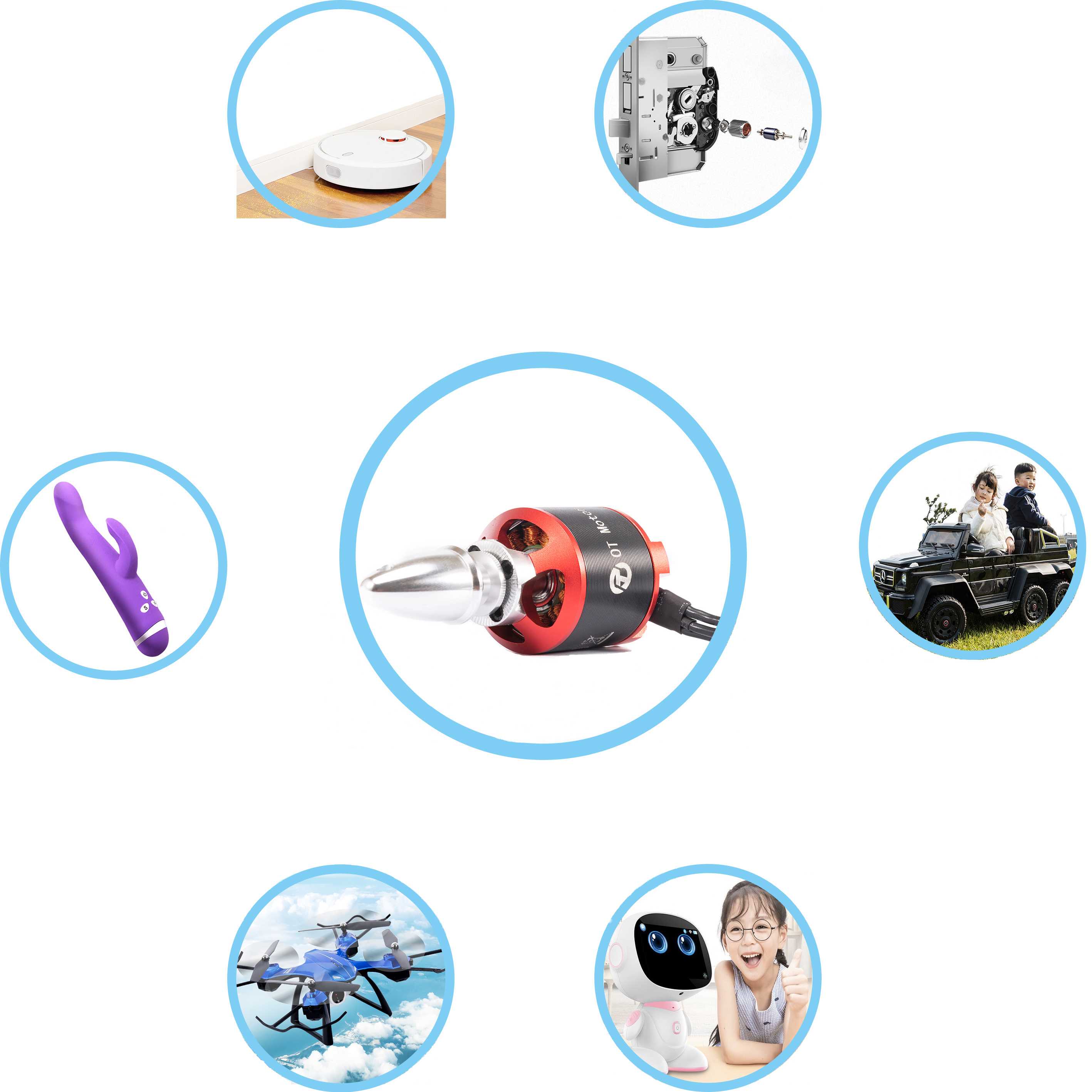 12mm 1.5V 3V high speed brush dc gear vibration motor for humidifier mini USB fan sex toy electric car motors