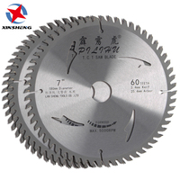 Factory Made Competitive Wood Cutting Disc TCT Circular Wood Saw Blade