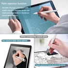 Stylus Pen for Apple iPad, Active Stylus with Palm Rejection High Precise iPad Pencil Type-C Rechargeable Digital Pencil