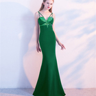 8639#Female Banquet Princess Noble Sexy Elegant woman evening prom bridesmaid dress