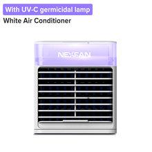 Мини-кондиционер с УФ-ультрафиолетовой стерилизацией, настольный USB кондиционер, маленький домашний охлаждающий вентилятор, 2020(Китай)