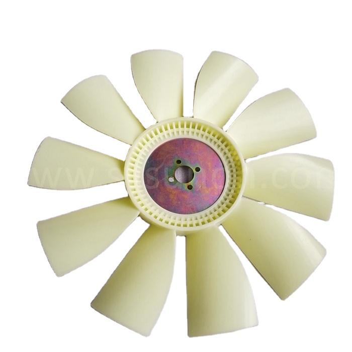 Generator aggregat ersatzteile lkw diesel motor lüfter montage fan klinge F660-64-42-10