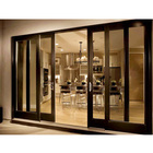 Exterior commercial glass doors floor to ceiling best price contemporary interior commercial black corner lift and sliding doors