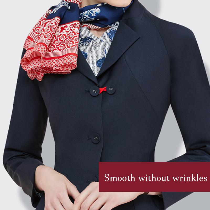 Professional Manufacture custom industry work clothes airline pilot uniform designs airlines uniforms