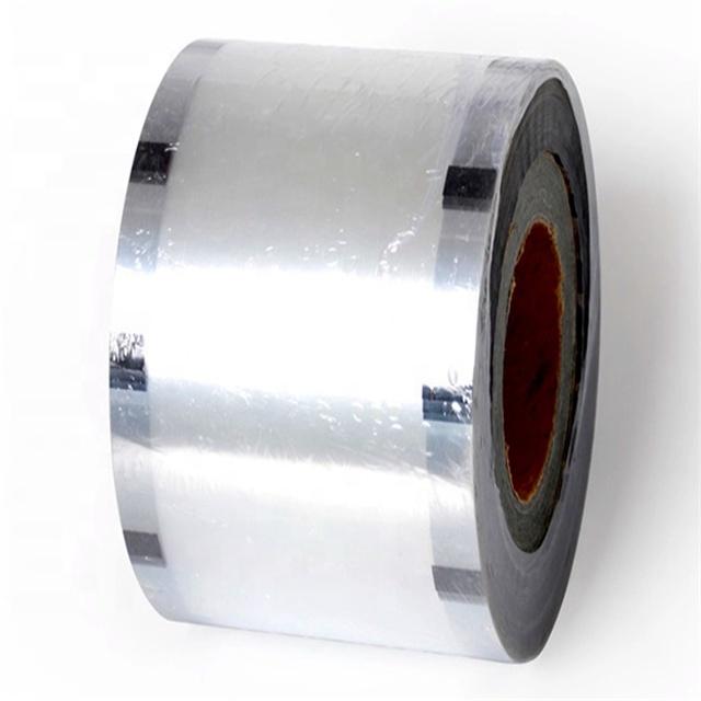 Custom Printed Plastic Cup Sealing Film Peelable Lidding Film for Yogurt Cup made in china