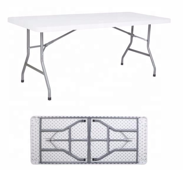 Y Aire Regular Libre Para Cm Hm De 6ft Plegable Trestle Table Interior Se Mesa 180 Al Rf183 hxtdBQrosC