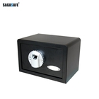 Mini Size Fingerprint Hotel safe/Safe box for hotel/High Quality Electronic safe