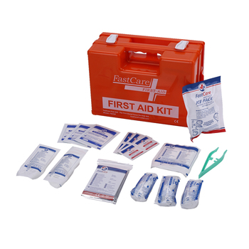 FastCare Complete Private Label 25 Person First Aid Kit