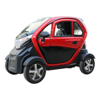 Ev Electric Car Conversion Kit 3 Seater Electric Car Electric Vehicle Speed 25 Km H