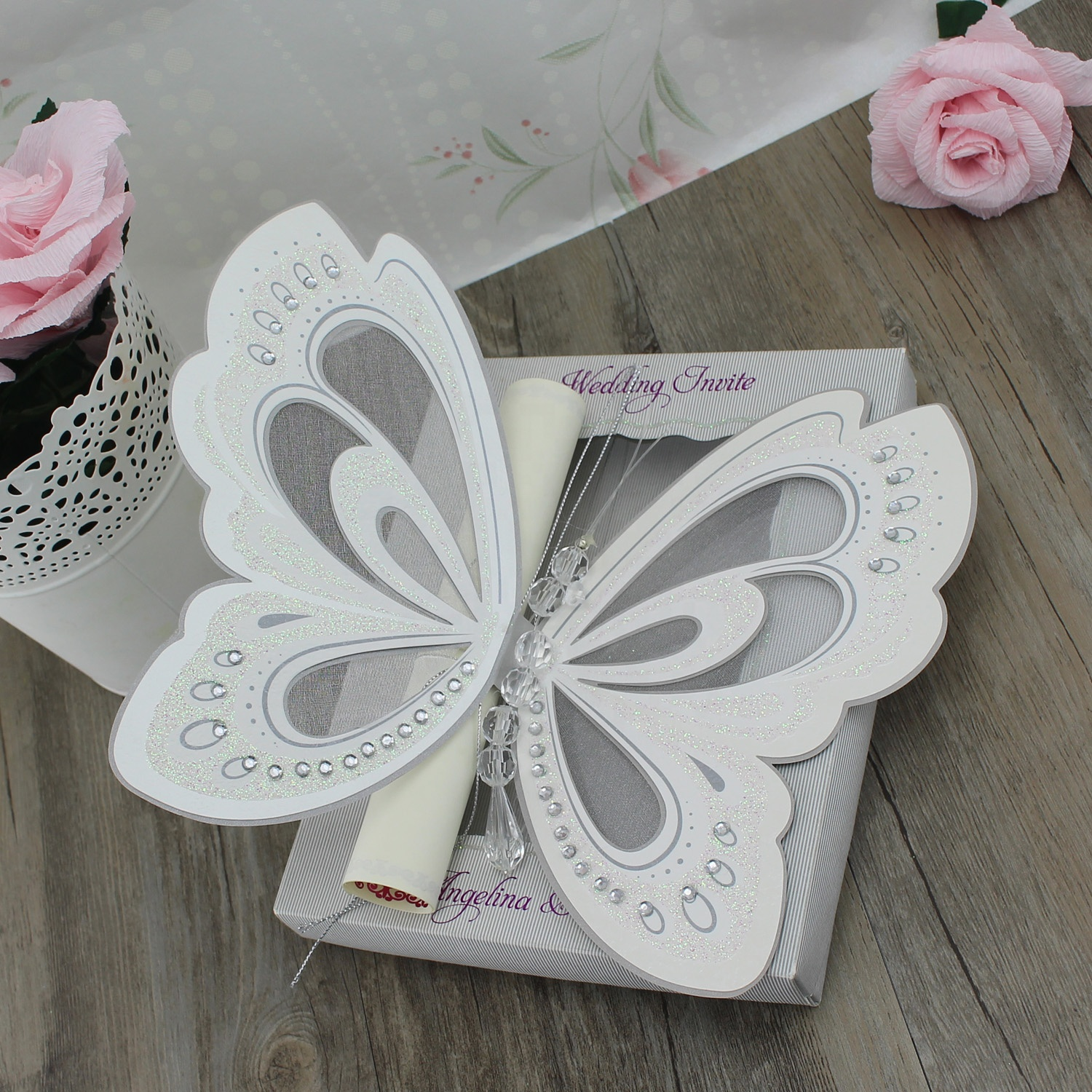 2020 Royal Butterfly Shape Wedding Invitation Card With Box - Buy Wedding  Invitation Card,Butterfly Shape Wedding Invitation Card,Wedding Invitation  Card With Box Product on Alibaba.com