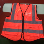 safety vest for children blue reflective safety vest