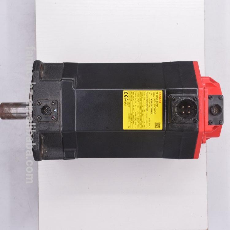 Fanuc AC Servo Motor A06B-0502-B001   Cnc parts, Spare