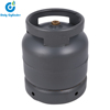 indane food grade 6kg co2 cartridge gas cylinder with protective valve for mini camping