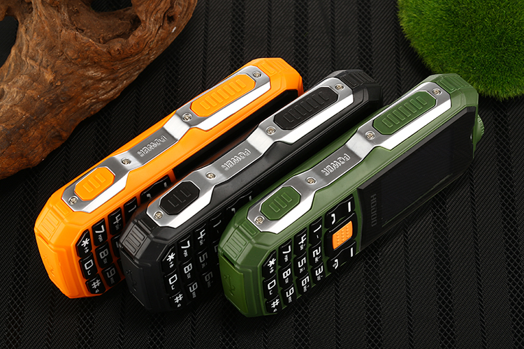 1.8 inch Big Speakers Original cheap rugged phone with keypad
