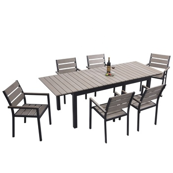 Extension Table Chairs Set