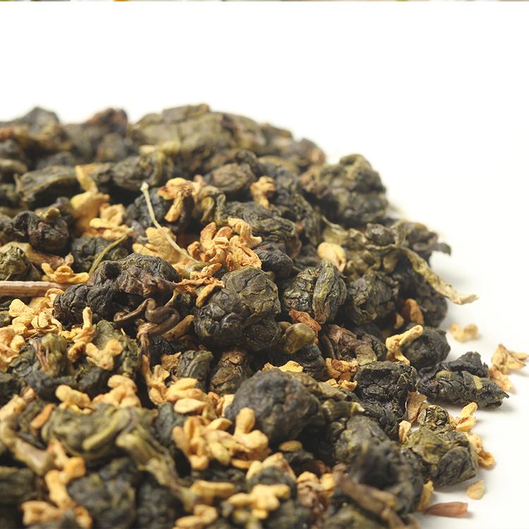 Factory Wholesale Customization Osmanthus Oolong Flavored Tea Blend - 4uTea   4uTea.com