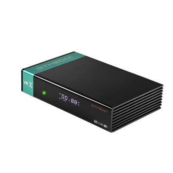 GTMEDIA V8 770MHz Dual Core with Max 100Mbit/s TV Receiver and DVB-S/S2/S2X Satellite