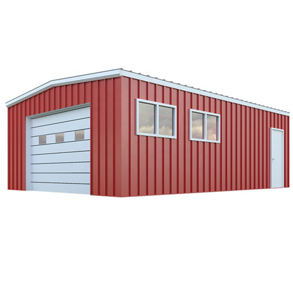 Low cost design steel warehouse/factory steel structure/metal shed