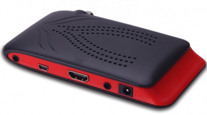 Penerima Satelit dengan Auto BISS Iks Powervu DVB S/S2 MPEG 4 Set Top Box Harga Pabrik