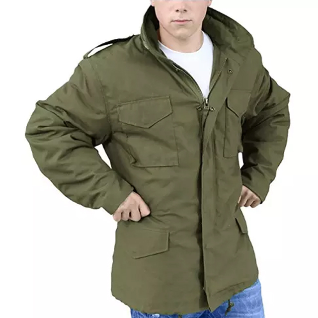 wholesale military jacket m-65 field jacket m65 military style jacket