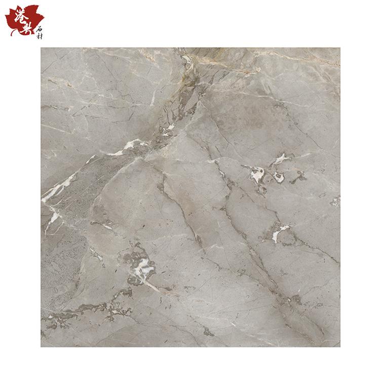polish natural floor tiles tundra grey slabs beige marble  for bathroom wall