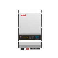 MUST BRAND LOW FREQUENCY hybrid solar 6000 watt inverter