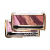 BABY GAGA brand cosmetics fashion makeup 5 color eyeshadow palette with brush inside pink eye shadow palette