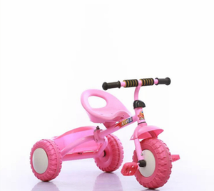 Hebei kids bicycle factory sell cheap plastic baby tricycle 3 wheel tricycle for child