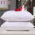 100% Cotton Promotional Wholesale Goose Feather pilled Pillows
