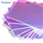 Mm Grandview Factory 3 Mm Holographic Rainbow Glitter Acrylic Sheet