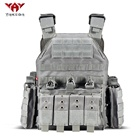HOT YAKEDA JPC SWAT body armor MOLLE shooting hunting Combat Buletproof plate carrier army tactical vest chaleco tactico