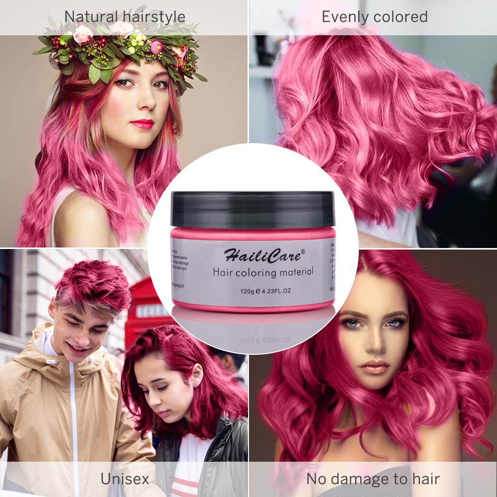 Halloween Green Best Natural Hair Care Shampoo Temporary Diy Hair Color Wax Mud Buy Temporary Hair Color Wax Shampoo Wax Color Hair Best Natural Hair Care Color Wax Product On Alibaba Com