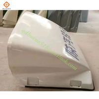 BUENO Brand Truck Air Wind Deflector for IVECO Truck