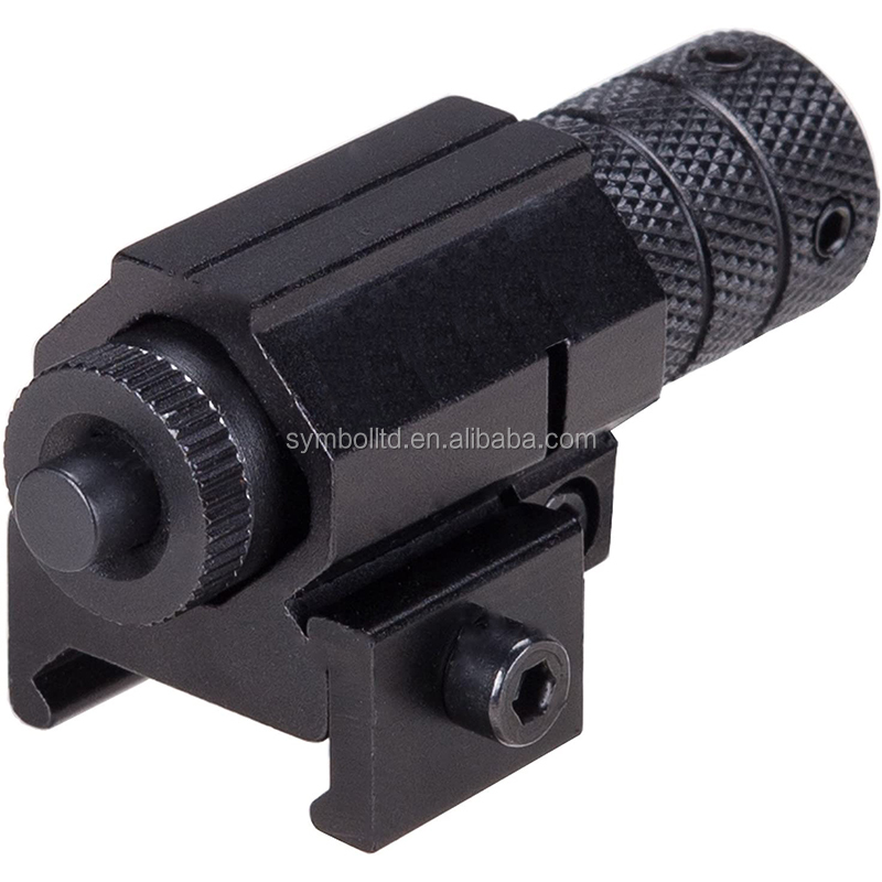 Compact air gun hunting tactical red dot laser bore sight scope with Picatinny Mount Alan Wrenches for Hunting