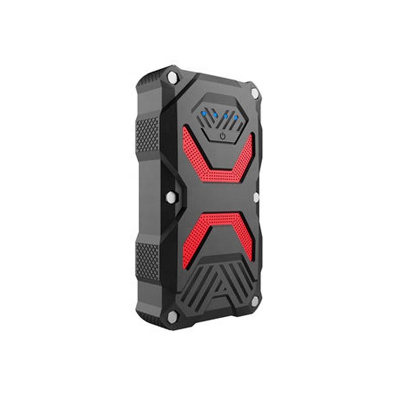 Robuste étanche 10000mAh 800Amp Pointe Charge Rapide Portable Kit de Démarreur de Saut De Voiture 12V pour Diesel Véhicule Essence