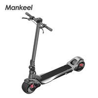 Mercane Widewheel Pro Dual Suspension Electric Scooter max 1000w 15Ah Dual Brake Kick Folding Scooters With High Speed 40KM/H