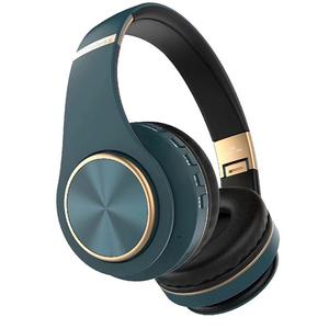 Handsfree function foldable adjustable wireless headphones bluetooth headset bass  stereo headphone