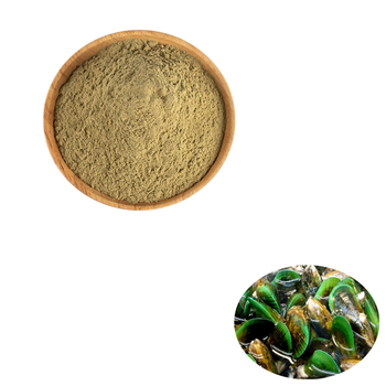 Wholesale Price 4:1 Green Lipped Mussel Extract Powder by free shipping