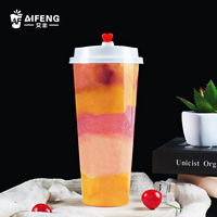 Factory direct supply low price disposable 700ml plastic injection cup