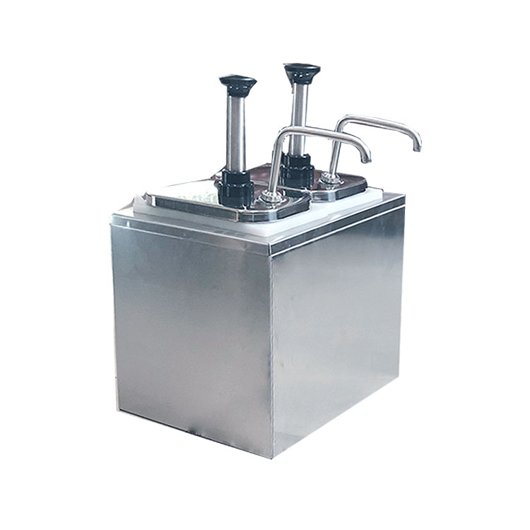 Stainless Steel Condiment Dispenser New Restaurant Catering Equipment